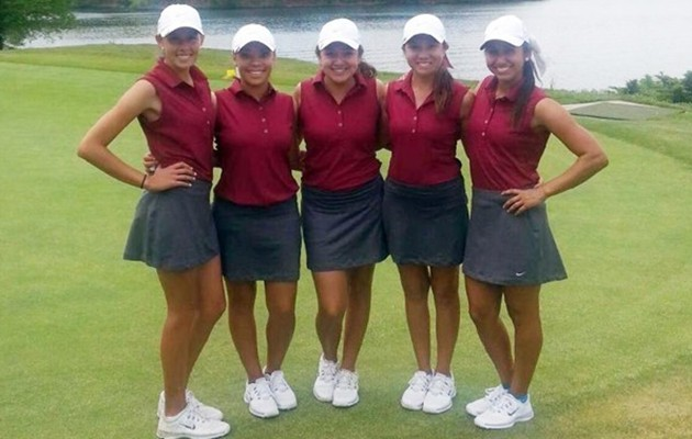 Rivera Won Her First National Golf Tournament